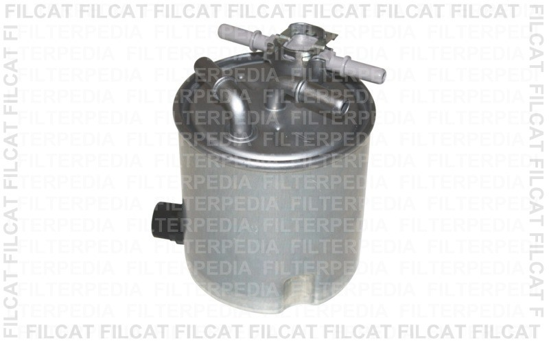 Diesel Fuel Filter - Filterpedia